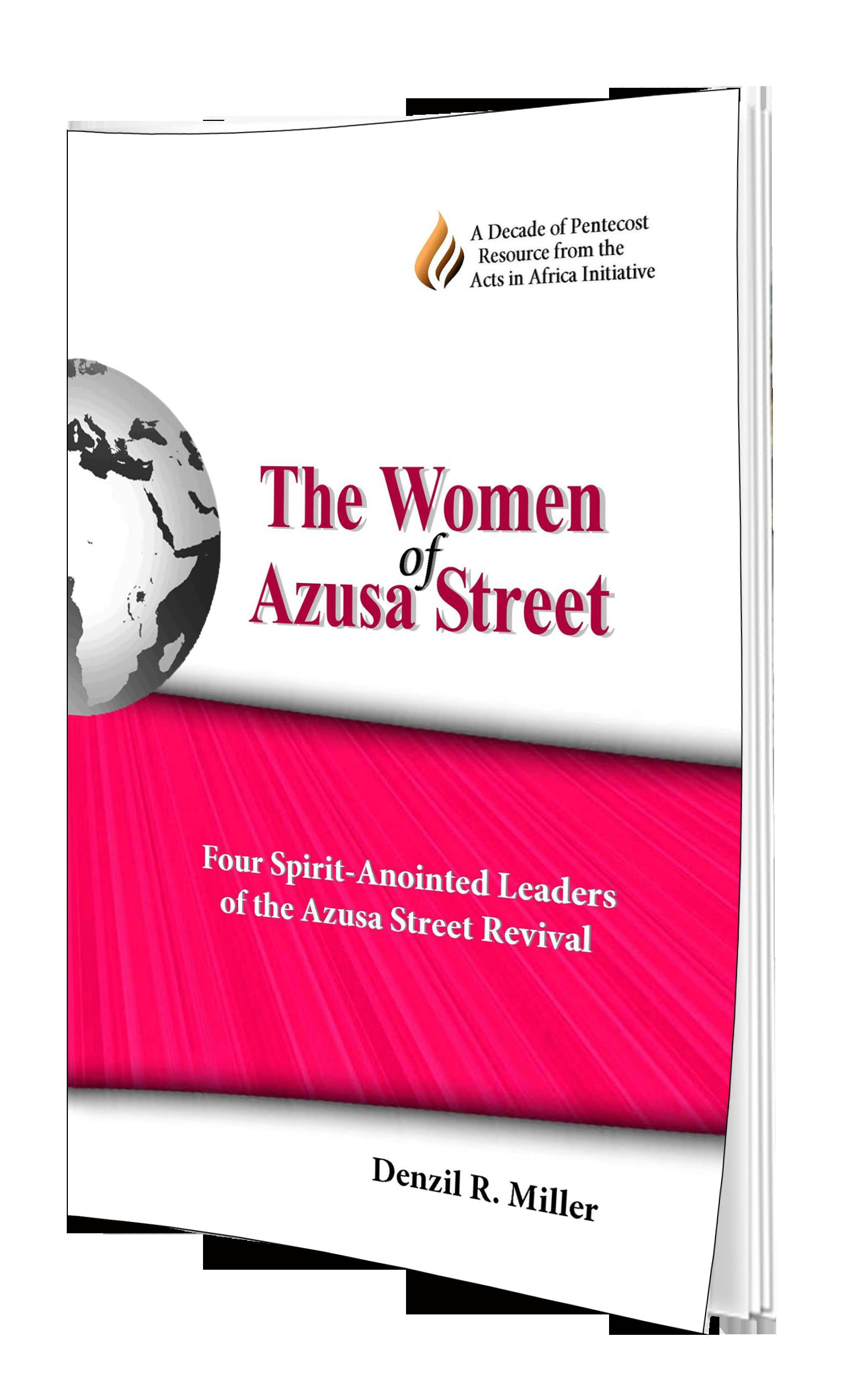 10-Women of Azusa- 3D Cover