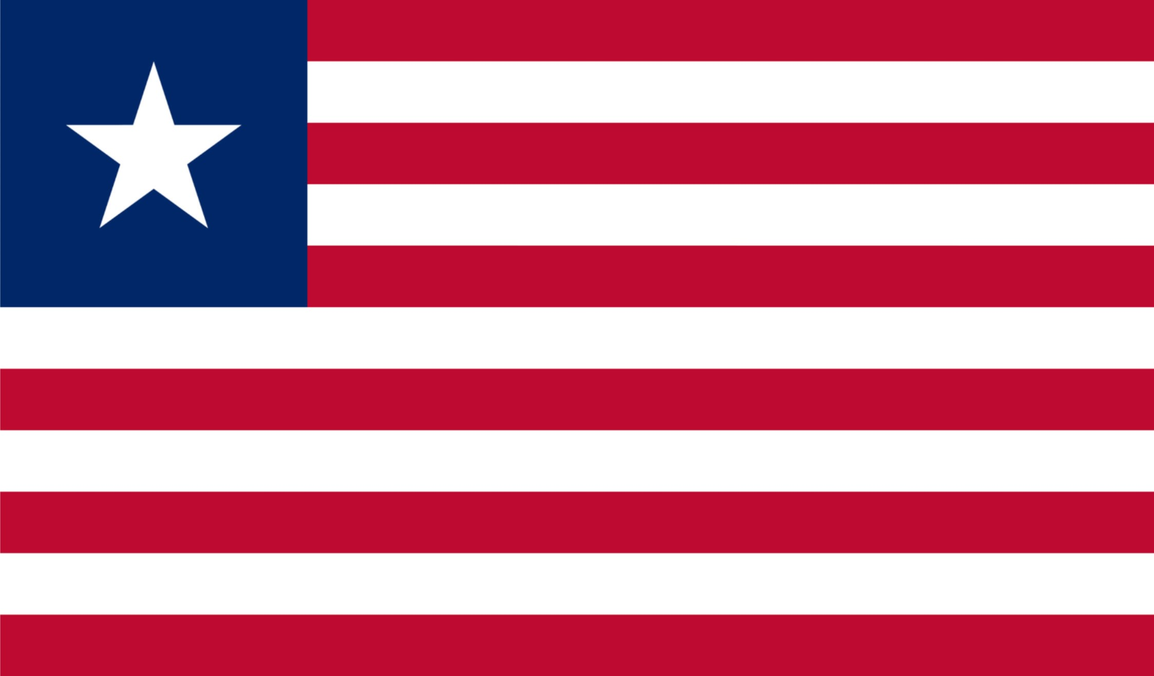 20-Liberia Flag