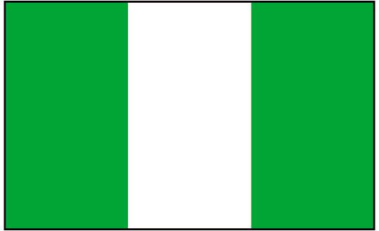 23-Nigeria Flag